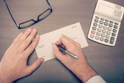 חתימה על הלוואה לעסק